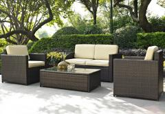 POLY RATTAN / WICKER OUTDOOR FURNITURE SETS -
