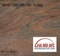 Cung cấp và thi công đá Granite - Đá ốp lát Đỏ sa