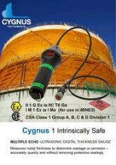 Thiết bị đo độ dày chống cháy nổ- Model Cygnus 1