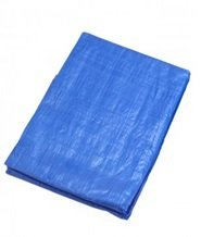 Light Duty Tarpaulin 65 GSM 2x3m, 3x5m...Made in