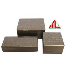 Lacquer bamboo box