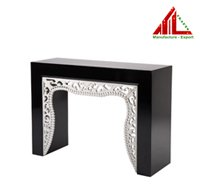 Lacquer bamboo table 14