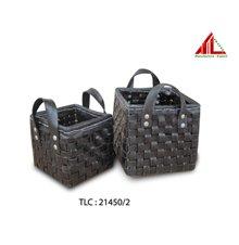 Rubber basket 1