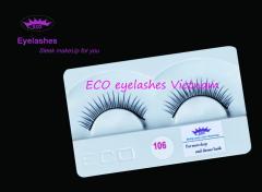 ECO Eyelashes 106