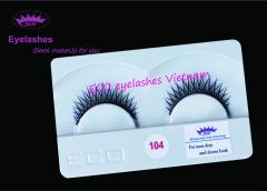 ECO Eyelashes 104