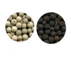 Black Pepper/ White Pepper