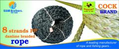 Excellent quality 8 strands braided rope with UV