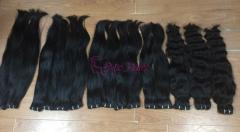 STRAIGHT WEFT HAIR 100% NATURAL HAIR