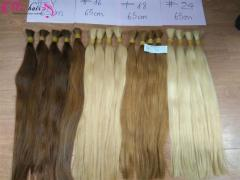 VIETNAM REMY HAIR COLOR VARIOUS HUMAN