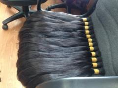 Hair wisps for hair extension