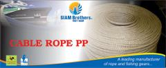 Cable Rope