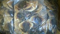 Dried seasoned salted moonfish