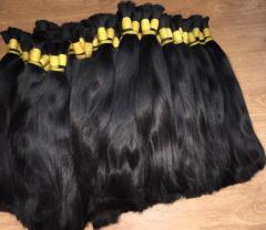 STRAIGHT BULK HAIR TOP GRADE 7A HIGH QUALITY
