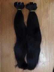 TOP 65 centímetros ALTA QUALIDADE cabelos lisos