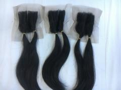 Closure HAIR HAIR WITH HIGH QUALITY LACE
