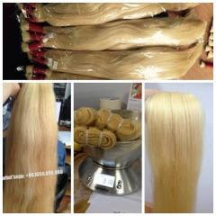 Топ наращивание волос качества светлые