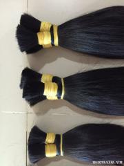 Cabelos lisos NO DUPLO Drawn emaranhado cabelo