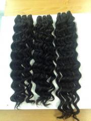 WAVY HUMAN HAIR EXTENSION TOP SALE