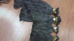 GREY CABELO BULK 100% cabelo humano nenhum