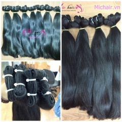Hot sales of 100% human hair a straight hair in