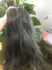 Best blonde human hair from Vietnam