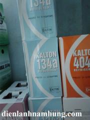 Gas lạnh kalton R134A.