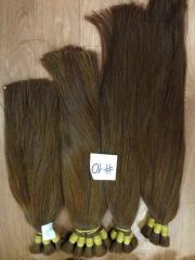 REMY HAIR HUMAN HAIR FULL COLOR NO CHEMICAL