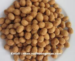 Roasted Peanuts With Cheese