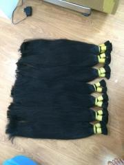 Natural straight Human Hair from Vietnam