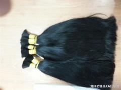 Straight hair bulk Vietnamese hair