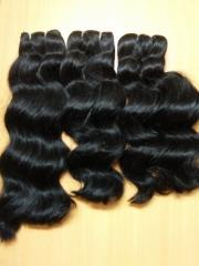 STEAM WAVY WEFT HAIR NO TANGLE