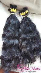 Natutal wavy Cambodia hair no tangle