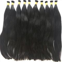 Deep wavy Vietnamese machine hair no tangle no sheeding