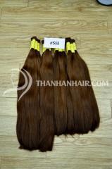 Color hair vietnamese hair high quality