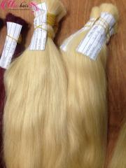 Vietnam blonde hair bulk