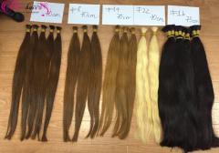 Вьетнам человеческих волос полный цвет