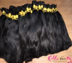 Double straight Viet Nam remy human hair