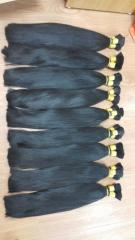 Virgin e Mechas cor natural preto Viet Nam