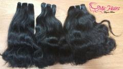 Body Wavy Weft Machine Hair