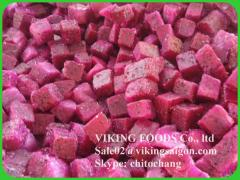 [HOT DEAL] COMPETITIVE PRICE - HIGH QUALITY - FROZEN DRAGON FRUITS - RED FLESH