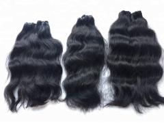 Самое лучшее качество Природные волнистые волосы