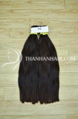 Color hair highest quality bulk hair