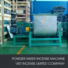 Máy trộn bột nhang -  Powder mixer machine