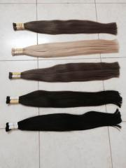 Vietnamese hair from thanh an hair company