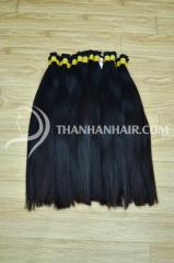 Bulk Black Hair