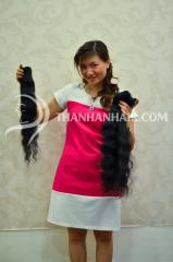 Remy hair from Thanh an hair company