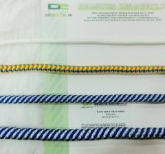 Ribbon : String - Webbing - E.band - E.string - ... ( PP - PE - POLY - COTTON - NYLON ..)