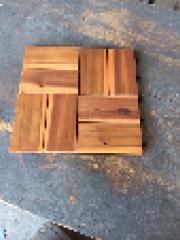 Pen flooring of a tile firm produc