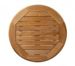 Solid wooden table top available for variety size