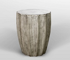 High quality concrete stool outdoor furniture